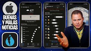 Apple ACABA DE COMPRAR DARK SKY!!!!!