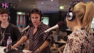 The Vamps Offer Advice to Fans and Discuss Vegemite! | Hit 30