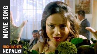 Kohi Chha - New Nepali Movie Item Song SHAKUNTALA by Namrata Sapkota Ft. Rajesh Hamal, Anu Shah