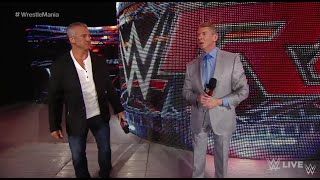 Shane McMahon in charge of Raw for tonight - WWE Raw April 4 2016