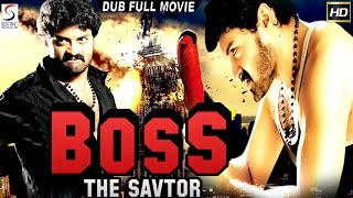 Boss - Ek Pehchan - Dubbed Hindi Movies 2016 Full Movie HD l Balakrishna,Radhika,Charan Raj