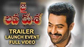 Jai Lava Kusa Trailer Launch Event Full Video - NTR, Nandamuri Kalyan Ram, Raashi Khanna, Nivetha