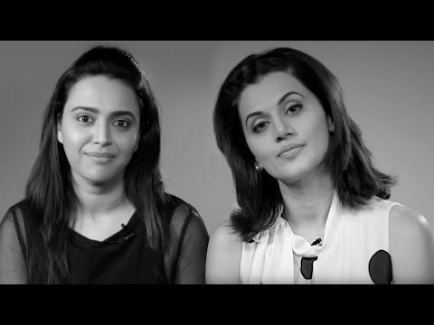 Xxx Mp4 How Much Cleavage Is Good Cleavage Swara Bhaskar Taapsee Pannu 3gp Sex