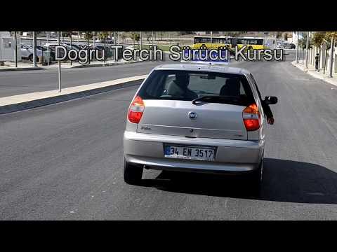 Sürücü kursu ehliyet direksiyon sınavı eğitimi