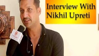 Interview With Nikhil Upreti - Announcement Of Nepali Movie