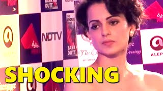 Kangana Ranaut was PHYSICALLY ABUSED | SHOCKING confession VIDEO | UNCUT