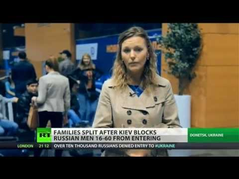 Ukraine travel ban harming families on both sides of the border