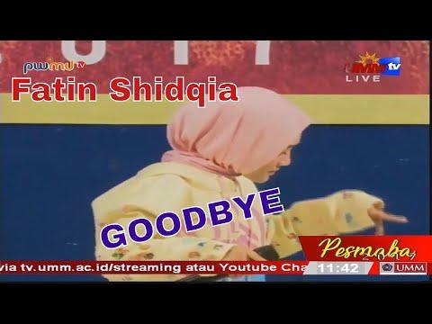 Fatin Shidqia Lubis Goodbye Live Universitas Muhammadiyah Malang