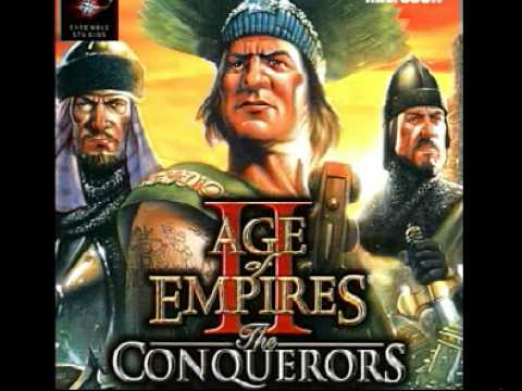 Age of Empires II: The Conquerors Background music [Part 3]