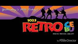103.5 Retro Cebu Radio Stinger ID 2017