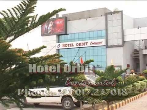 Hotel Orbit Continental Moga  ( Punjab)