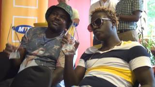Bebe Cool, Rema, Radio and others win awards from MTN Uganda