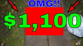 INCREDIBLE! $1,100 Dollars WORTH!!! Dumpster Dive Gamestop Night #354