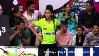 Box Cricket League 2014 |  Why is Salil Acharya pissed off with the umpire and his teammates?