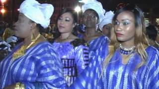Babani Kone & Amy Sacko - Mali Festival 2014 NYC (1)