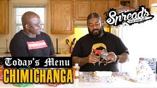 Learn how to make a Prison Chimichanga with a Dorito Bag - Spreads 2.10