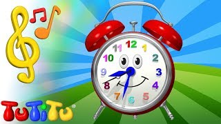TuTiTu Toys and Songs for Children | Clock