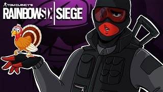 Rainbow Six: Siege | BACK TO THE BASIC B*TCHES! (Happy Thanksgiving!) Red Crow DLC