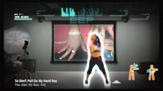 My Humps - The Black Eyed Peas Experience - Wii Workouts