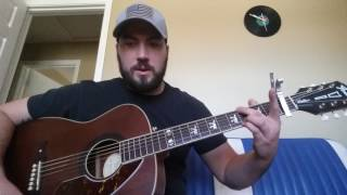 "How to play ""Night Moves"" by Bob Seger"
