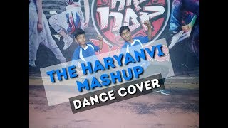 The Haryanvi Mashup Dance Cover    Choreography By Beat Killer Dance Studio .