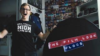 The Film Look Thesaurus | Vlog #12 | The Film Look