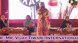 Shabina Adeeb [HD] at Latest INDOPAK Mushaira, Bhopal, 05-11-2015