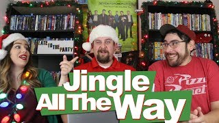 Better Late Than Never Ep 66 - Jingle All The Way (1996) Trailer Reaction / Review