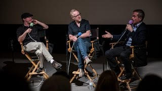 Adam Savage, Astronaut Chris Hadfield, and Andy Weir Talk