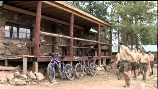 Camp Tahosa (Tahosa High Adventure Base) Camping Programs