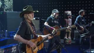 Neil Young with Willie Nelson - Are There Any More Real Cowboys? (Live at Farm Aid 2016)