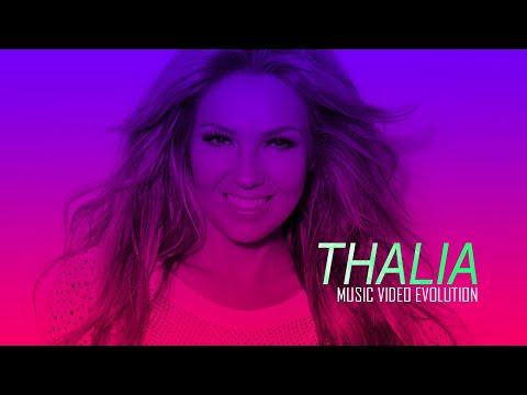 Xxx Mp4 THALIA Music Video Evolution 1990 2018 3gp Sex