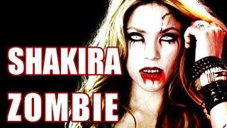 Shakira zombie