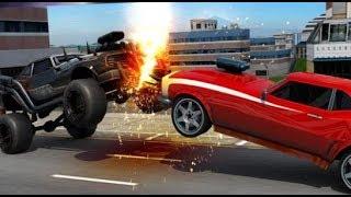 Demolition Derby City Craze - Android Gameplay FHD