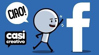 Cerrar cuenta de Facebook | Casi Creativo