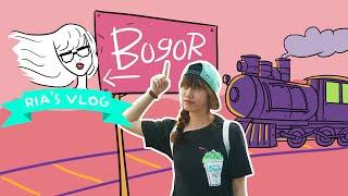 MENGGILA DI BOGOR - Ria's Vlog #14
