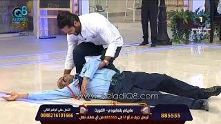 """طارق العلي لمتصله هندية: """"أنتي شلون مشاركة بالبرنامج ؟؟"""" .. رد الهندية: """"أنا أحب أنته؟!"""""""