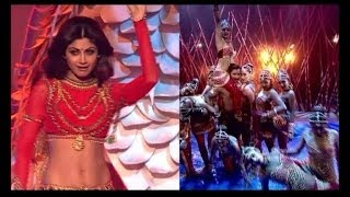 Shilpa, Terence dance at Nach Baliye grand finale