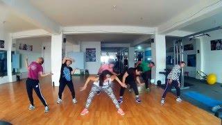 Zumba Nepal  IVive y Baila   Nepali Female Fitness   Krisha Shrestha