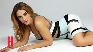 Patty López de la Cerda sensualmente protagonista en H para Hombres de Abril 2017