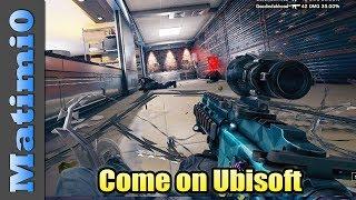 That's Not How Barricades Work Ubisoft - Rainbow Six Siege