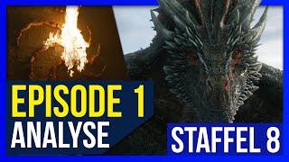 Der WAHRE Thronfolger ! ♦ Episode 1 ♦ Analyse & Recap ♦ Game of Thrones Staffel 8 ❄🔥