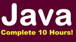 Java programming tutorial for Beginners | Java Tutorial from Basics to Advance