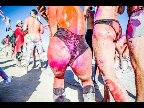 What Happens At BURNING MAN!?