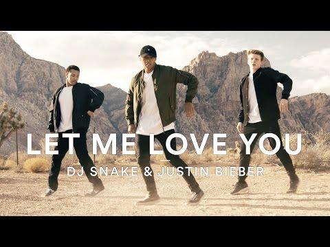 Xxx Mp4 DJ Snake Justin Bieber Let Me Love You Darrell Rivera Choreography Dance Stories 3gp Sex