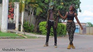 ABATUKBA AFRO BEAT DANCE VIDEO BY YKD yewo krom dancers