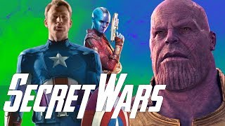 Multiverse in Avengers 4 & How the Quantum Realm Could Defeat Thanos - Avengers Infinity War