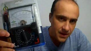 Curso de Eletrônica 2.00 do Professor Marcelo Moraes