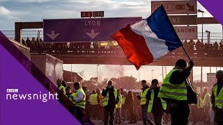 Gilets Jaunes: Who are the French