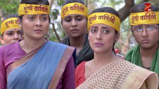 Aamar Durga - Episode 375 - March 28, 2017 - Best Scene